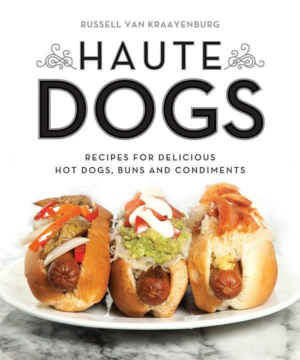 Haute Dogs cover {Quirk Books} - BoulderLocavore.com