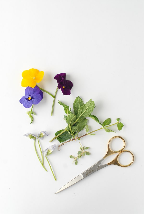 Edible Flowers and Herbs |  BoulderLocavore.com