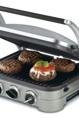 Cuisinart 5-in-1 Griddler and $50 Amazon.com Gift Card Giveaway!