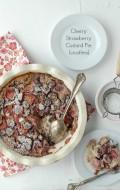 Cherry Strawberry Custard Dessert - BoulderLocavore
