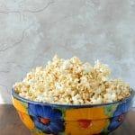 Cardamom-Herbes de Provence Kettle Corn {recipe}