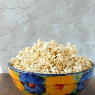 Cardamom-Herbes de Provence Kettle Corn