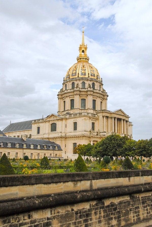 Army Museum Napoleons Tomb les Invalides Paris - BoulderLocavore.com