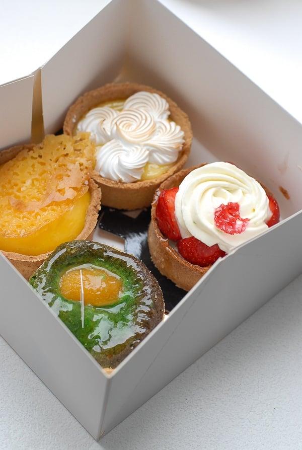 Helmut Newcake gluten-free pastries Paris France - BoulderLocavore.com