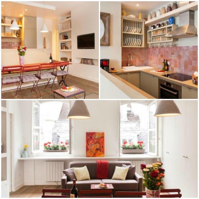 Le Tresor du Marais Cobblestone Apartments Paris - BoulderLocavore.com