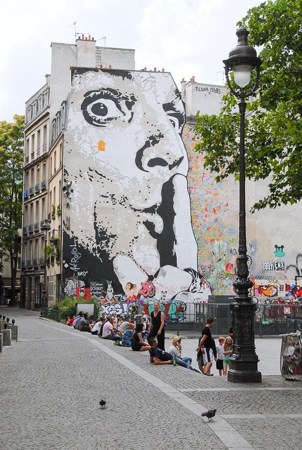 Pompidou Center Paris - BoulderLocavore.com