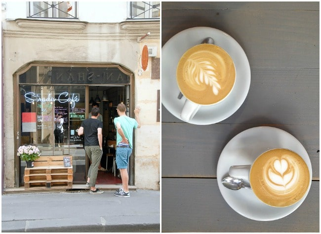 trada Cafe, Rue de Temple, Paris BoulderLocavore.com