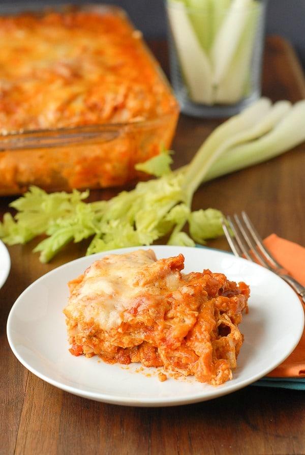 chicken lasagna recipe gluten free