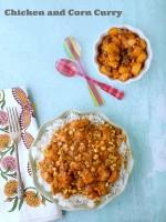 Chicken and Corn Curry gluten-free - BoulderLocavore.com