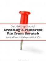 Creating a Pinterest Pin from Scratch Tutorial | BoulderLocavore.com