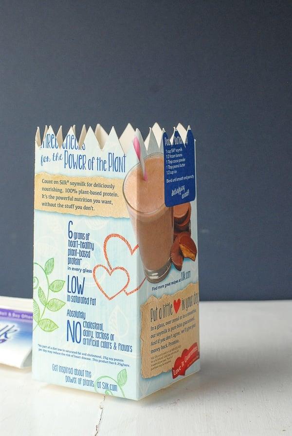DIY Milk Carton Jackolantern Luminarias - BoulderLocavore.com