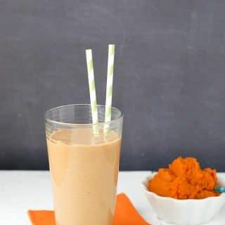 Iced Pumpkin Latte - BoulderLocavore.com