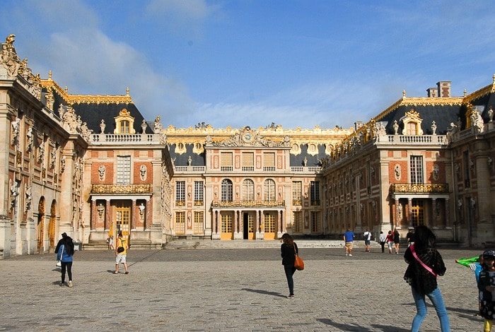 Palace of Versailles  - BoulderLocavore.com