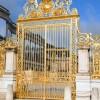 Palace of Versailles gate - BoulderLocavore.com