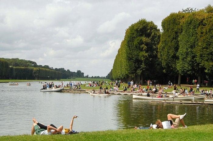 The Grand Canal Jardin du Versailles - BoulderLocavore.com