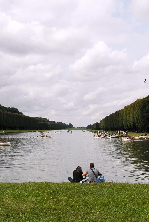 The Grand Canal Versailles