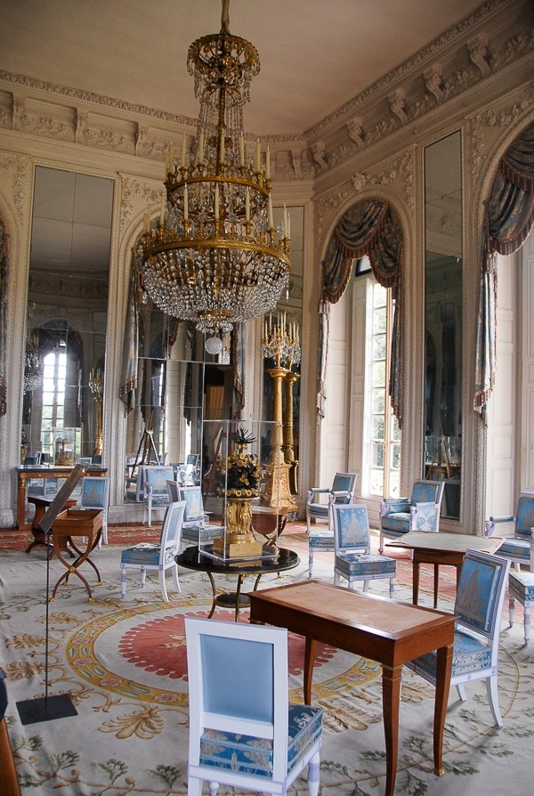 The Grand Trianon Versailles - BoulderLocavore.com