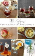 21 Autumn Cocktails and Infusions
