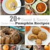 23 Sweet and Savory Gluten Free Pumpkin Recipes | BoulderLocavore.com