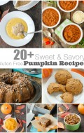 23 Sweet and Savory Gluten-Free Pumpkin Recipes