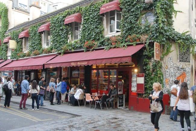 Cafe Marianne Marais Paris - BoulderLocavore.com