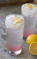 French Lemonade with Lavender {Citron Pressé avec le Lavande} - BoulderLocavore.com
