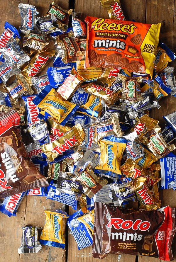 Halloween Trick-or-Treat Candy - BoulderLocavore.com