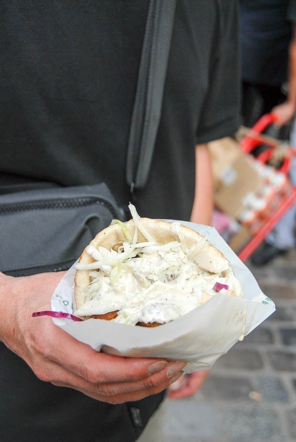 L'As du Fallafel  Paris -  BoulderLocavore.com