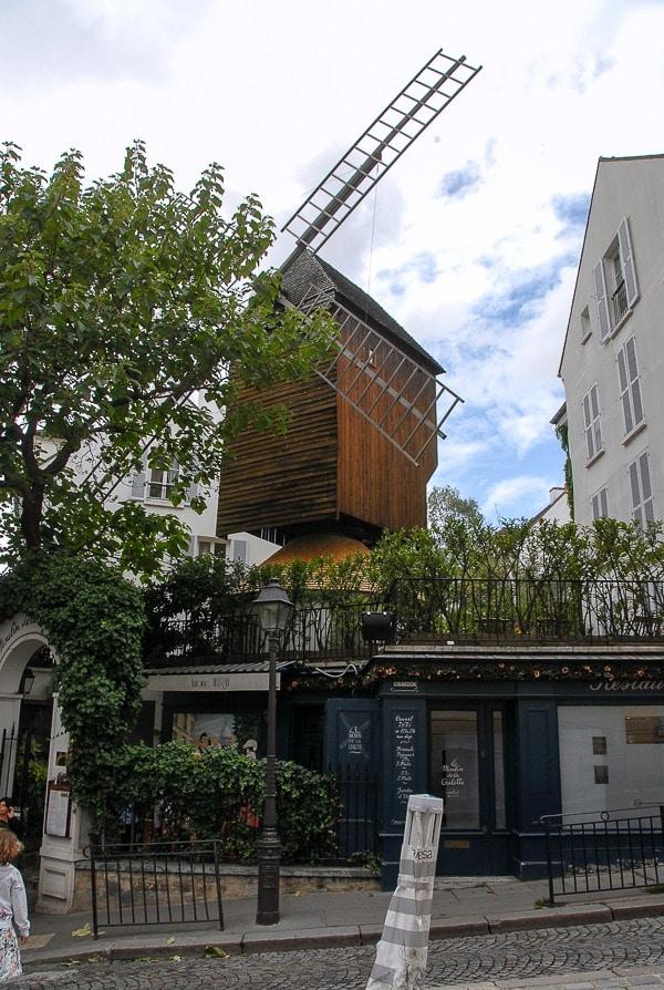 Le Moulin de la Galette Paris - BoulderLocavore.com