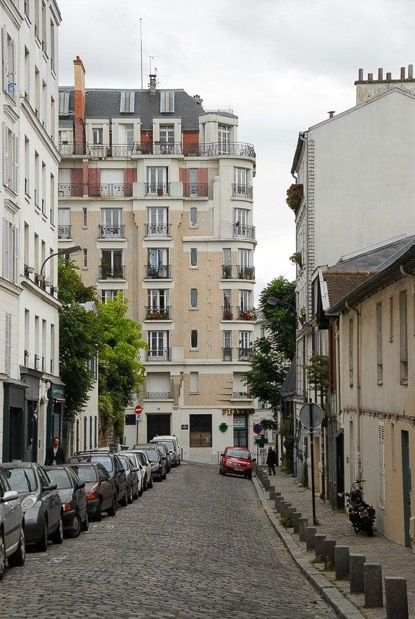 Montmartre Paris -  BoulderLocavore.com