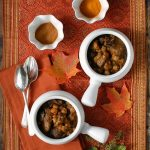 Slow Cooker Fragrant Beef Stew with Yams and Chickpeas Recipe