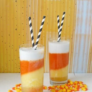Tropical 'Candy Corn' Smoothie - BoulderLocavore.com