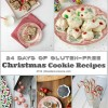 24 Days of Gluten-Free Christmas Cookie Recipes {2014} BoulderLocavore.com