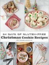 24 Days of Gluten-Free Christmas Cookie Recipes {2014} BoulderLocavore.com