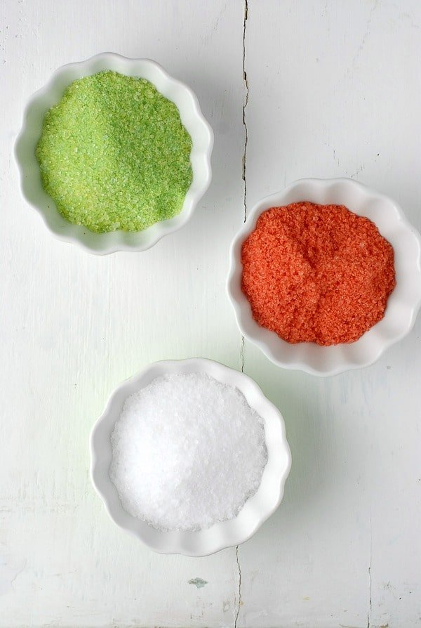 DIY Homemade Peppermint and Lime Bath Salts - BoulderLocavore.com