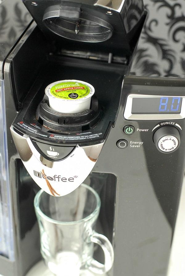Hot Apple Cider K-cups pods - BoulderLocavore.com