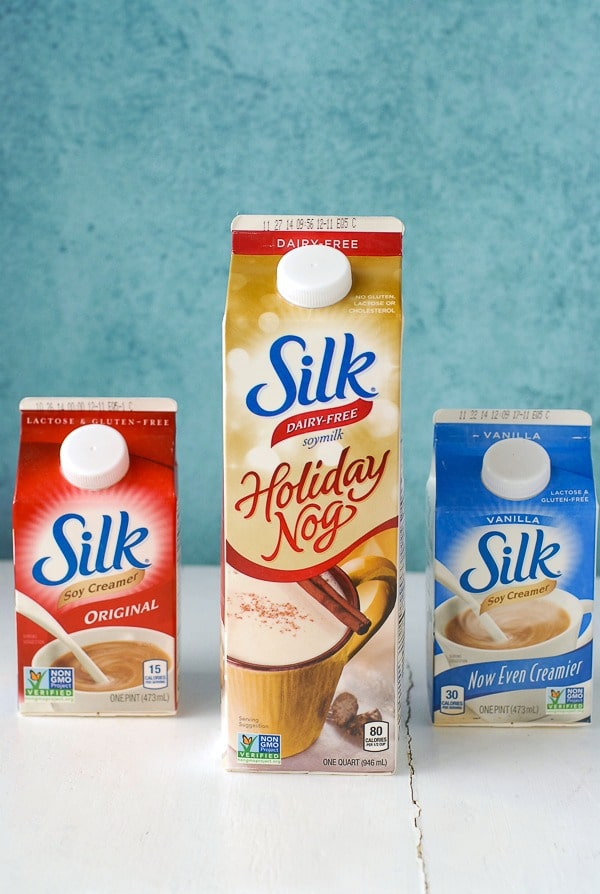 Silk Milk Cartons for DIY Milk Carton Holiday Houses - BoulderLocavore.com