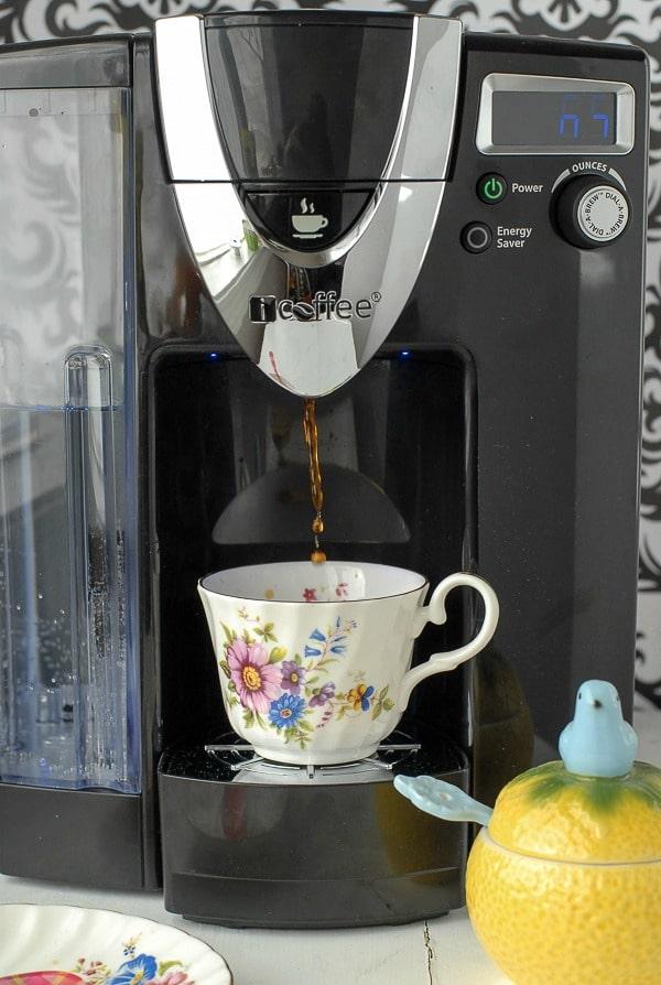 Single serve Irish Breakfast Tea pod - BoulderLocavore.com