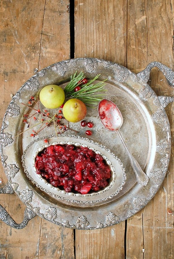 Slow Cooker Cranberry-Pear Sauce with Ginger & 100+ Gluten-Free ...
