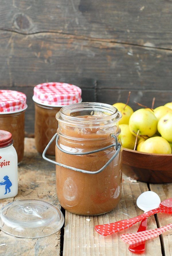 Slow Cooker Pennsylvania Dutch Spiced Apple Butter - BoulderLocavore.com