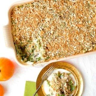 french green bean casserole