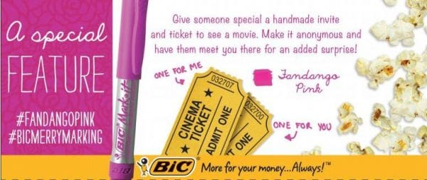 BIC Merry Marking Craft | BoulderLocavore.com