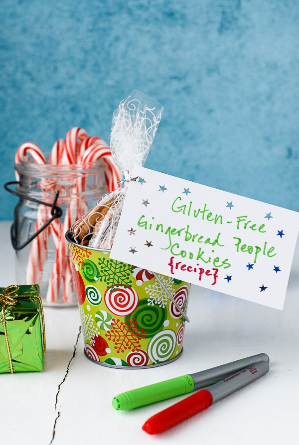 Home Crafted Holiday Ideas Baked Goods and Recipe Card - BoulderLocavore.com