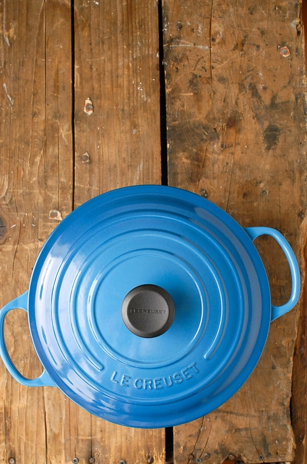 Le Creuset round French Oven - BoulderLocavore.com