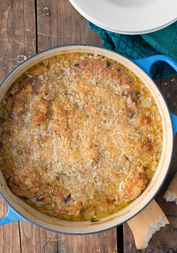 Shortcut French Cassoulet {country-style white bean and meat stew} - BoulderLocavore.com