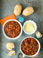 Slow Cooker 3 Bean Winter Chili - BoulderLocavore.com