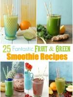 25 Fantastic Fruit & Green Smoothie Recipes BoulderLocavore.com