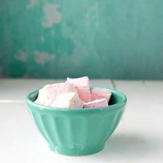 Rose flavored Marshmallows DIY Homemade - BoulderLocavore.com
