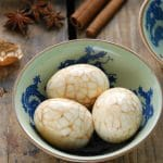 Marbled Chinese Tea Eggs