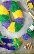 Gluten Free King Cake for Mardi Gras